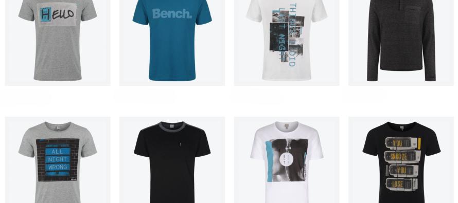 Bench Outlet – angesagte Streetwear für die ganze Familie
