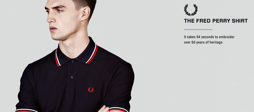 Fred Perry Hamburg