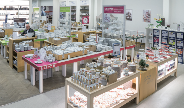 Kahla Werksverkauf – die erfolgreiche Porzellanmarke