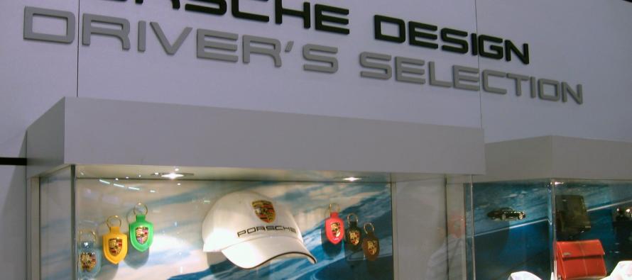 Porsche Design – hochwertige Designermode im Outlet kaufen