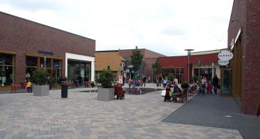 Soltau Designer Outlet – shoppen in Fachwerkhäusern