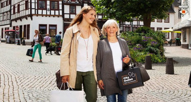 City Outlet Bad Münstereifel – Neue Outletstores