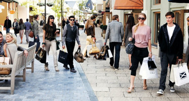 Maasmechelen Village – Designer Outlet in Belgien