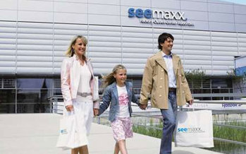 "Seemaxx Factory Outlet Center Radolfzell – das ""kleine"" Shopping-Paradies"
